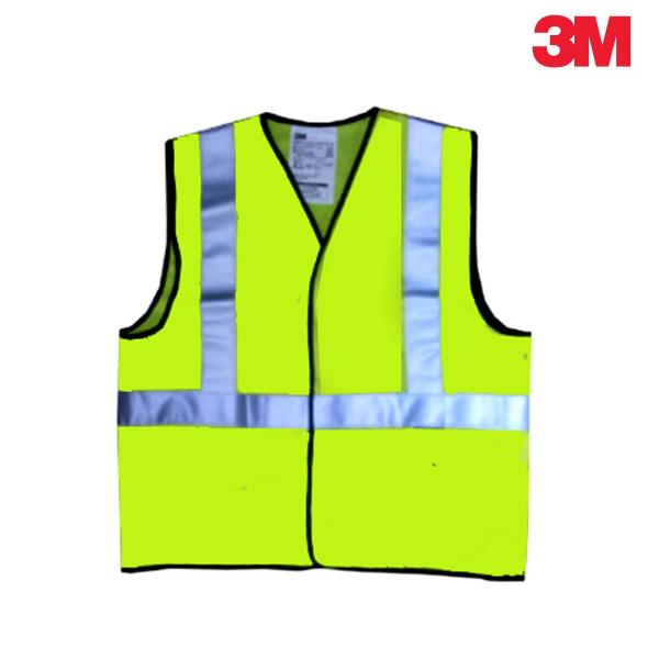 3M 작업용 안전조끼 (옐로우) #94617